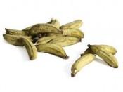 Mini Bananen grün getrocknet ca. 5cm